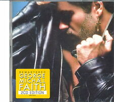 George Michael Faith 2 CD Edition Remastered 2010