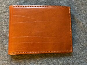 Bosca 8 Credit Card Wallet with ID Flap 199-326