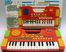 My Music Center 32 Key Synthesizer Electronic Organ Piano Musical Instrument Toy
