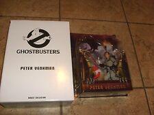 "Ghostbusters Peter Venkman 6"" Movie Figure Proton Stream Matty Mattel NEW MOC"