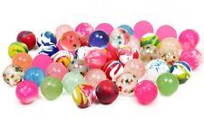 50 x Flummi ca. 2 cm Springball Dopsball - Mitgebsel Kindergeburtstag Tombola