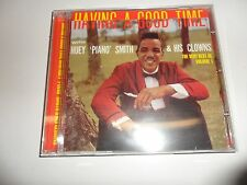 "CD VERY BEST 1-having a good time di Huey ""Piano"" & his Clown Smith (1997)"