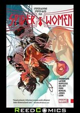SPIDER-WOMEN GRAPHIC NOVEL Paperback All Three Spider-Woman Crossover Stories