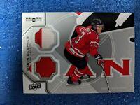 NHL UD 2012/13 BLACK DIAMOND HOCKEY TEAM CANADA JERSEY SIMON DESPRES TC2-SD