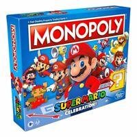 Super Mario Celebration Brettspiel Monopoly *Englische Version*