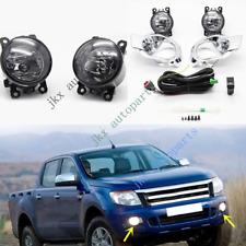 CLEAR SPOT FRONT FOG LIGHT LAMP Harness Switch FOR FORD RANGER PICK T6 2012-2014
