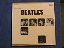 The Complete Beatles Recording Sessions by Mark Lewiston Illus 2nd P Hamlyn 2005
