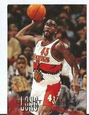 CARTE DE COLLECTION NBA BASKET BALL FLEER 96-97 1996 GRANT LONG N°4