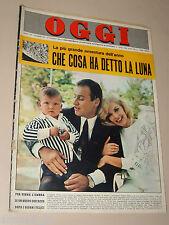 OGGI=1964/33=VIRNA LISI=GARDONE=BOVES=POZZUOLI=PARCO ODESCALCHI ROMA ADAMO EVA=