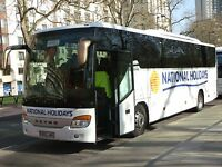 National Holidays NH13JWH 6x4 Quality Bus Photo