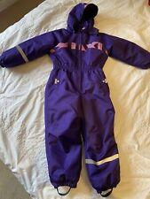 Girls Ski Snow Suit Age 6 Barely Worn
