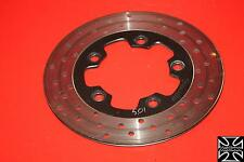 00 SUZUKI GSXR600 GSXR 600  SRAD REAR ROTOR BACK BRAKE DISC