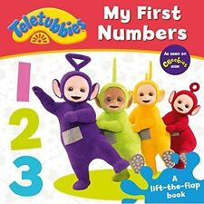 Teletubbies: My First Numbers Lift-the-Flap by Egmont UK Ltd (Board book, 2017)