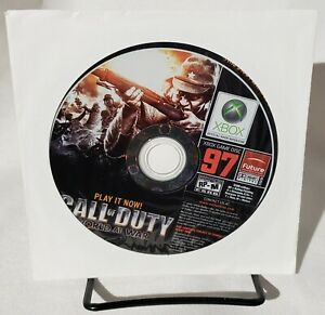 Official Xbox Magazine Demo Disc 97 Call Of Duty World At War