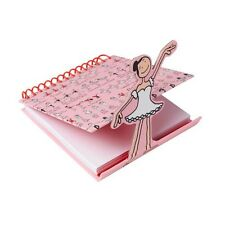 Cute Ballet Design Notebook