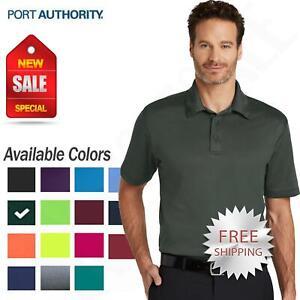 Port Authority Big & Tall Dri-Fit Polo Performance Silk Touch Golf Shirt TLK540