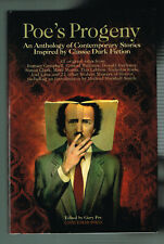 Poe's Progeny Edited by Glen Fry ( 2005,H/C Signed R. Campbell,M.M.Smith # 38...
