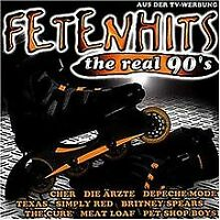 Fetenhits - The Real 90's von Various | CD | Zustand gut