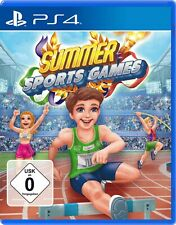 Summer Sports Games - PlayStation 4 (NEU & OVP!)