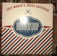 Bruce Hathcock, Joey Maker  Barbershop Stories Lemon Kitsune CD NEW