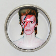 David Bowie Aladdin Sane Pin Badge Retro Rock Music Band Retro 60s 70s 80s
