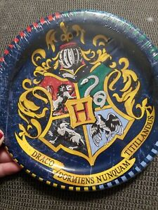 Harry Potter 8 Ct 6 3/4in Plates