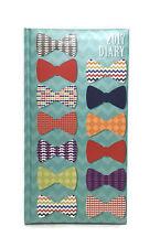 2017 Diary Pocket - Slim Diaries Week To View Diaries Gift Free Postage Reduced