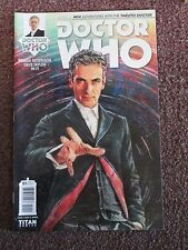 *Doctor Who: The 12th Doctor (2014) IDW #1-9