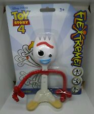 Disney Toy Story 4 Forky Flextreme Bendable Action Figure NEW
