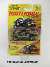 Matchbox Lesney Edition  Die Cast Body & Chassis Jungle Crawler  NIB