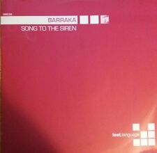 """Barraka  """"Song To The Siren"""" Disc.2/*LOST012R / Jean-Philippe + Max Graham Mixes"""