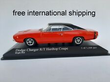 1/43 o Minichamps 400-144721 1968 Dodge Charger R/T Coupe