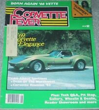 CORVETTE FEVER 1983 AUG - '66 427/435hp, STARK