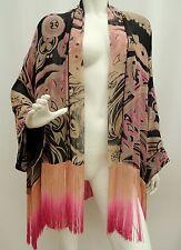 EMILIO PUCCI Kimono Kaftan Coverup  One Size UK8-14 New Top Blouse Dress