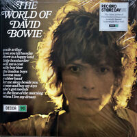 David Bowie ‎– The World Of David Bowie  LP Vinyl RSD 2019 sealed & New!!!