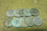 Anlegerposten , Österreich Silber , 10 x 1 Schilling, 60 gramm, Investorenpaket