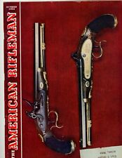 AMERICAN RIFLEMAN Oct. 1954:  Camp Perry, Wounded Buck, .300 H&H Magnum