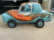 U2 Inflatable Trabant Car 1991 Achtung Baby Promotional Item Vibrant Color Rare