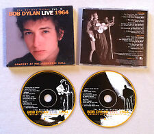 BOB DYLAN - LIVE 1964 THE BOOTLEG SERIES VOL.6 / DOUBLE CD ALBUM COLUMBIA