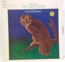 CHARLIE BYRD - vintage vinyl LP - The Greart Byrd - featuring Wichita Lineman