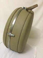 """American Tourister Tiara Green Hard Case Luggage Suitcase 20"""""""