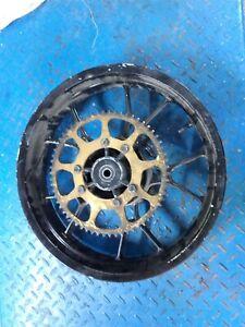 jante roue arriere Rieju 50 MRT SM