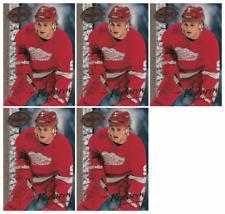 (5) 2008-09 Upper Deck 20th Anniversary #UD-40 Sergei Fedorov Detroit Red Wings