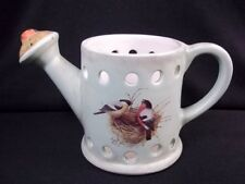 Marjolein Bastin Nature's Sketchbook watering can tea light or votive holder