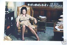 Iris Berben 20x30cm FOTO + AUTOGRAFO/autograph signed in persona