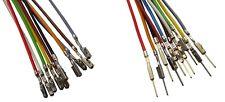 20 cavi PIN MQS Quadlock 928999-1 female micro faston 1-928918-1 male pre-wired