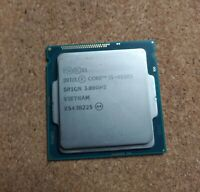 Used Haswell Intel Quad Core i5-4590s 3.0GHz base - Turbo 3.7GHz