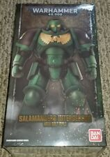 Games Workshop Bandai Salamanders Intercessor Space Marine Action Figure New