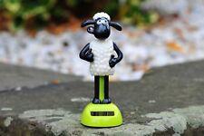 Shaun das Schaf Wackelfigur Solar