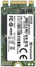 Transcend SSD ts420s m.2 2242 SATA 3 240 gb m.2 (2242) SSD (Solid State Drive)